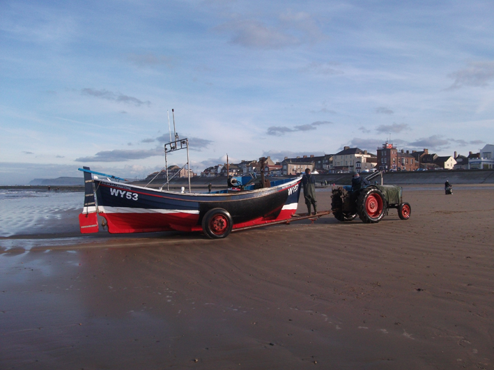 Fishing boats for sale redcar yesterday